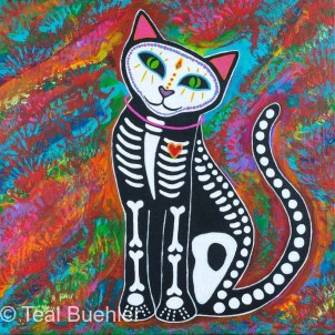 Day of the Dead Cat II