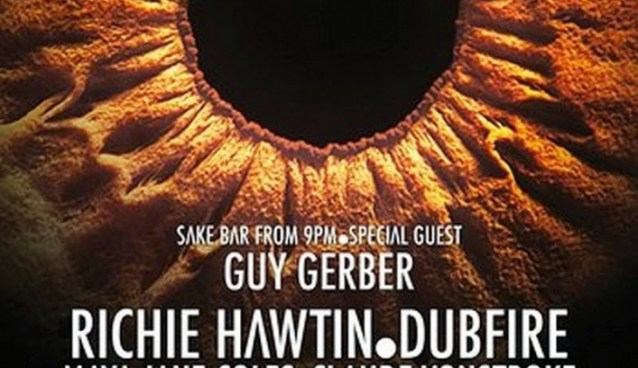 Dubfire – ENTER. Main, Week 2 (Space, Ibiza) – 10-07-2014