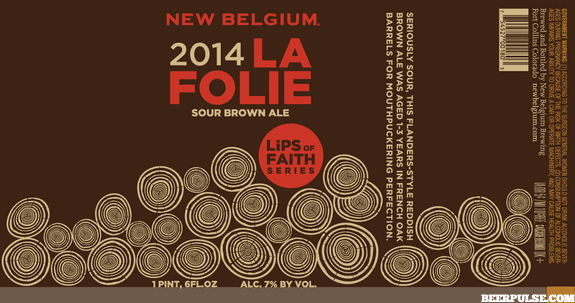 PARTYTIME Friday #5 – La Folie (New Belgium Brewing)