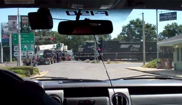 MUST SEE! Monday #13 – SEMI-TRUCK HUALING CANE VS TRAIN (Wreck In Mer Rouge, LA 10/05/14)
