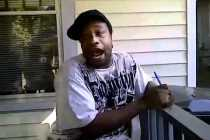 HIPHOP FREESTYLE ON THE PORCH!