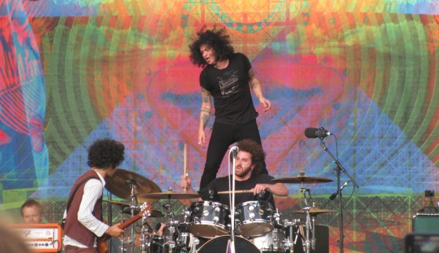The Mars Volta- Full Live Set @ London's Electric Ballroom