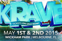 KRAVE MUSIC FESTIVAL – MAIN STAGE SET TIMES!