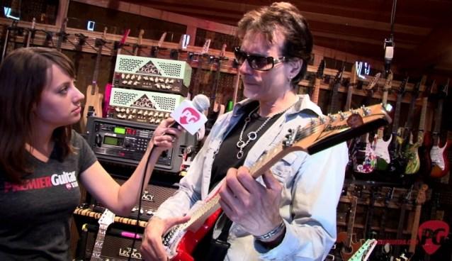 Studio Tour – Steve Vai's Harmony Hut (studio and rig tour)