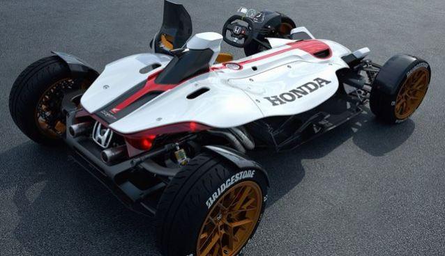 WHEELS Wednesday #15 – Honda Project 2&4 (MotoGP powered hypercar)