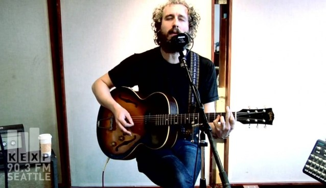 "Phosphorescent – ""Wolves"" (Live on KEXP 2009 video)"