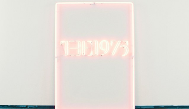 The 1975 release sophomore album