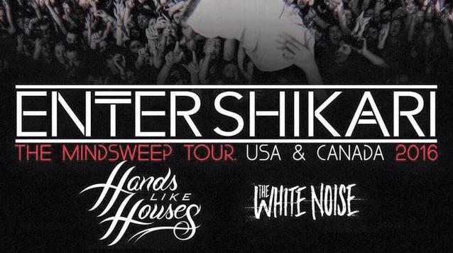 Enter Shikari Announce North American Tour
