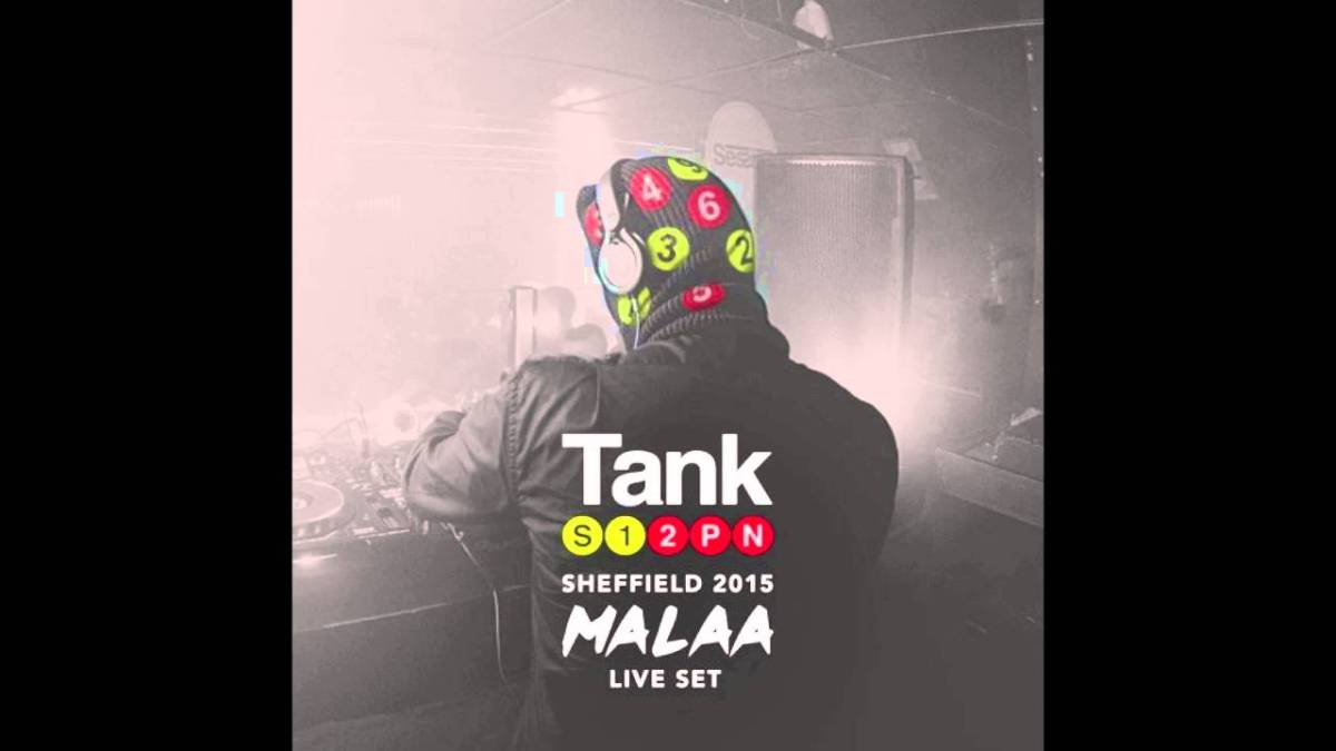 MALAA - Live Set @ Tank, Sheffield, UK (stream and playlist)