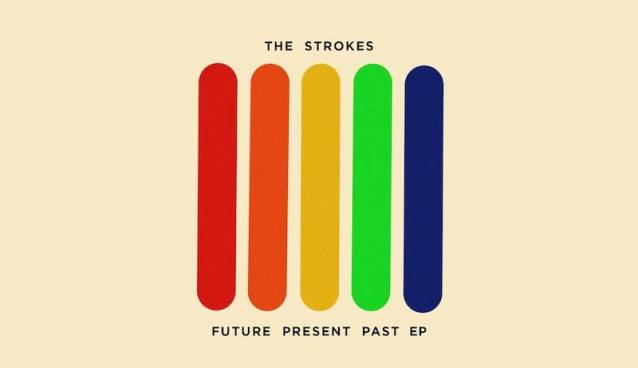 The Strokes- Future Present Past