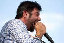 Chino Moreno to Perform Inside Volcano