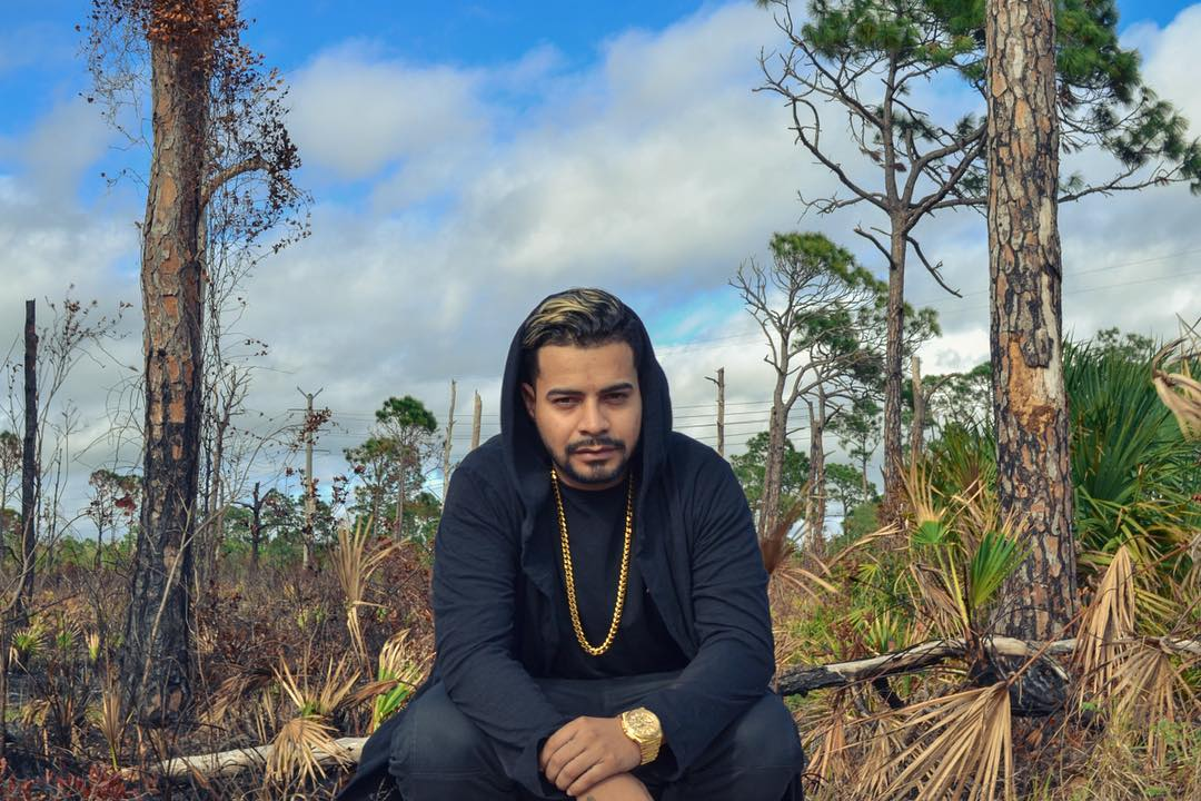 """Florida Rapper/Singer Pvblo Vents About Distractions with """"Slowing Me Down"""""""