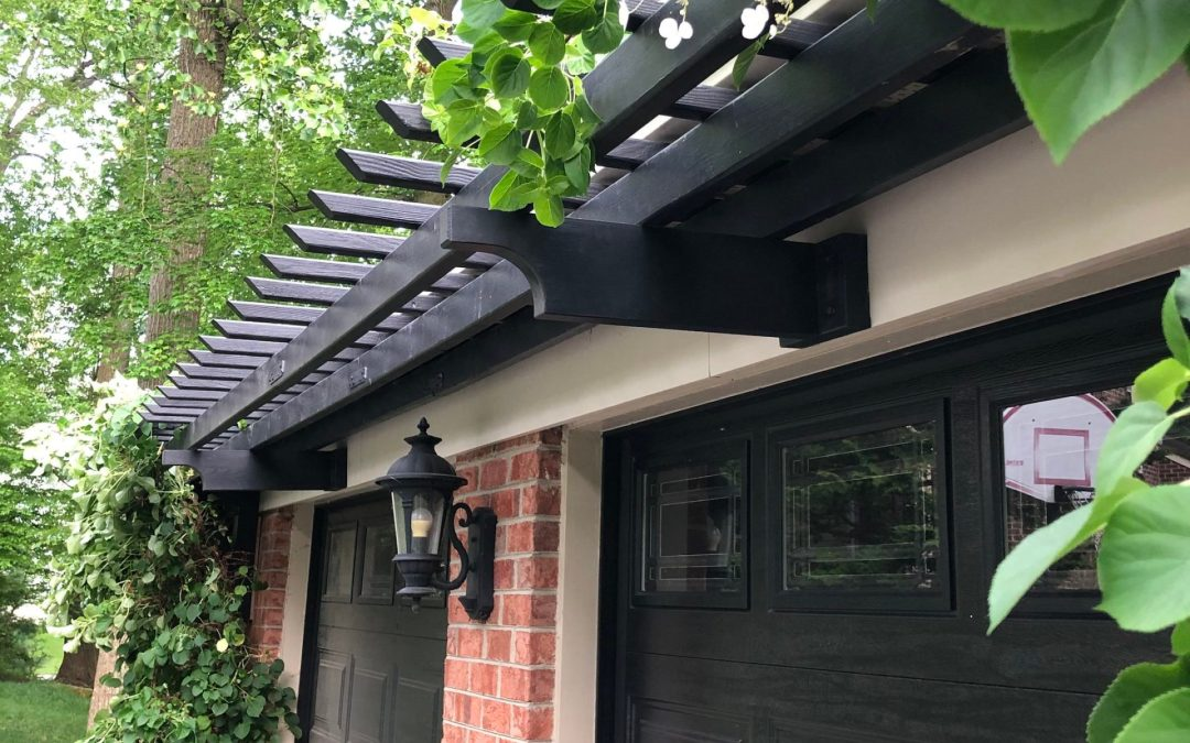 Getting New Black Garage Doors