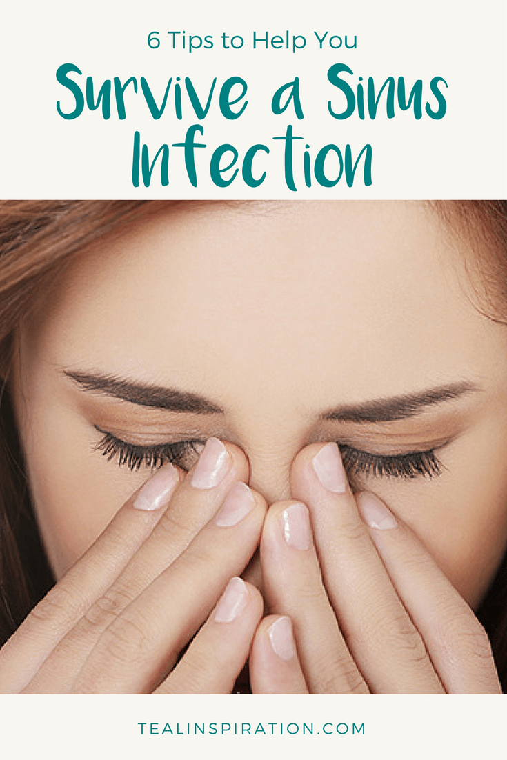 Tips to Help You Survive a Sinus Infection