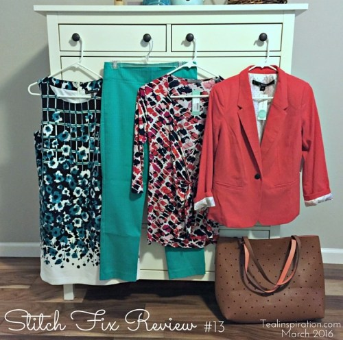 March 2016 Stitch Fix Review