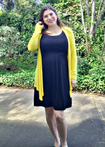 Gilli Dress and 41Hawthorn Cardigan