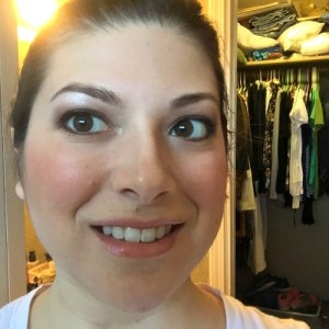 Makeup Tutorial - Eyes Step 5 www.tealinspiration.com