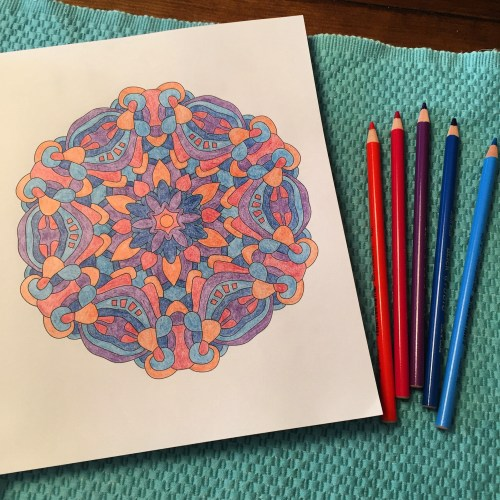 Mandala Coloring Book Adult Coloring Book
