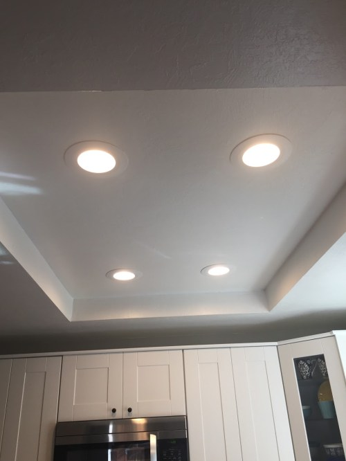 recessed lighting can lights