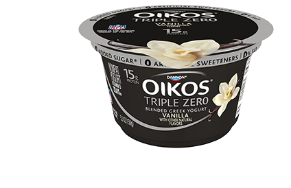 Oikos Triple Zero Greek Yogurt