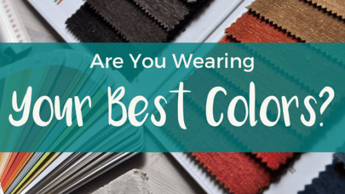 Are You Wearing Your Best Colors?
