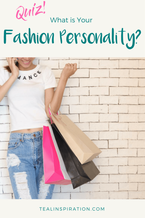 What is Your Fashion Personality