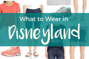 What to Wear in Disneyland