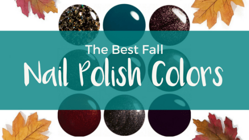 The Best Fall Nail Polish Colors