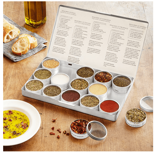 oil dipping spice kit