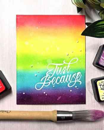 Papertrey Ink June Blog Hop Challenge