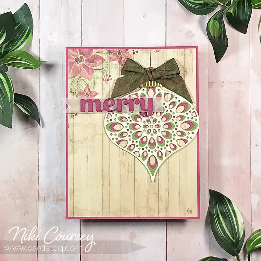 September Merry Little Christmas Challenge