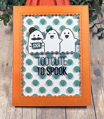 The Cutest Little Trio of Ghosts + HH October Box