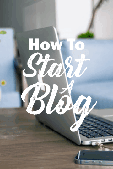 How to start a lifestyle blog and make money from home