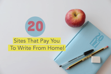 work from home writing