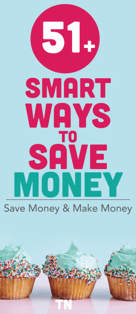 Ways To Save Money, Money Saving Tips For A Tight Budget