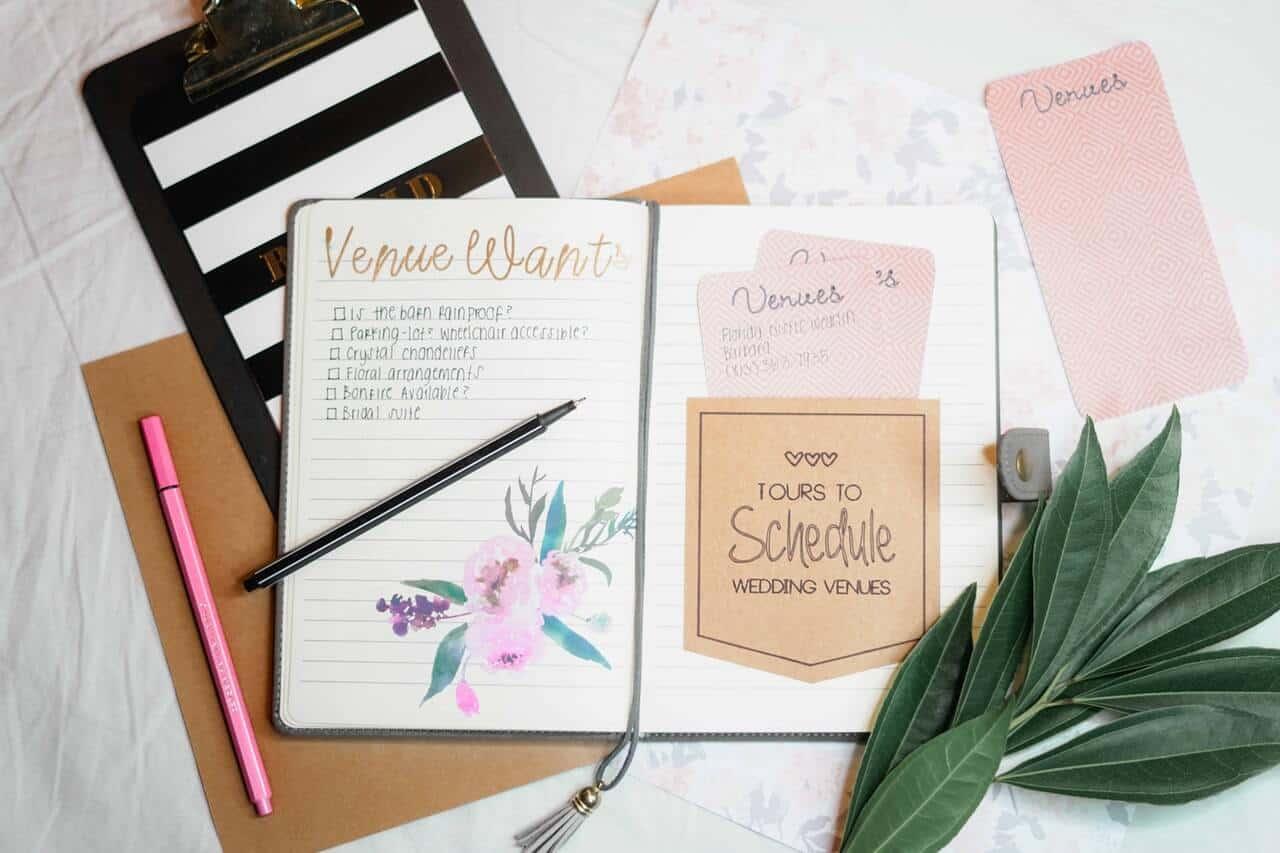 FREE Printable Planner- Let's Get Organized Weekly Planner