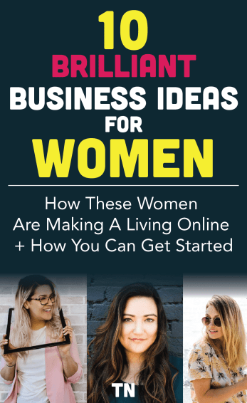 business ideas for women to make money online