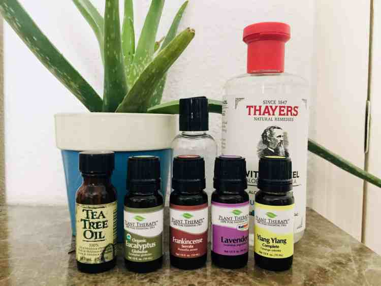 DIY Toner ingredients