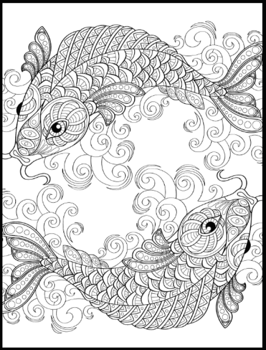Free Adult Coloring Pages 35 Gorgeous Printable Coloring