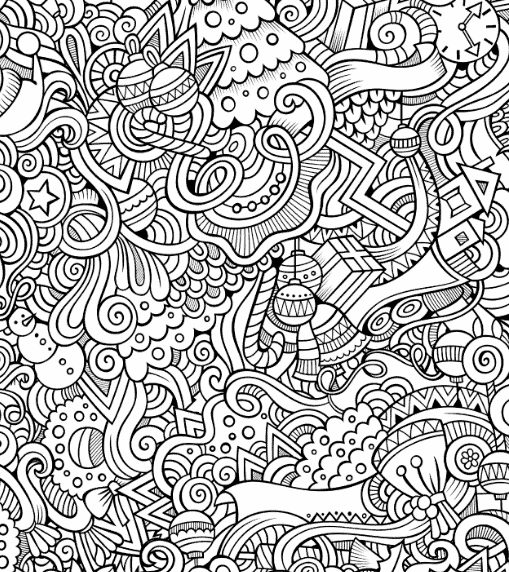 Colouring pages adults all?