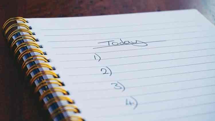 how to organize your life, how to organize your home