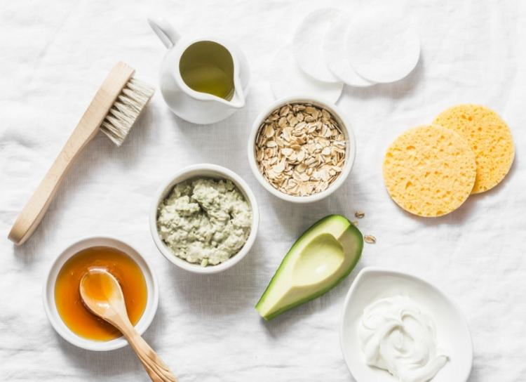 detox diy face mask
