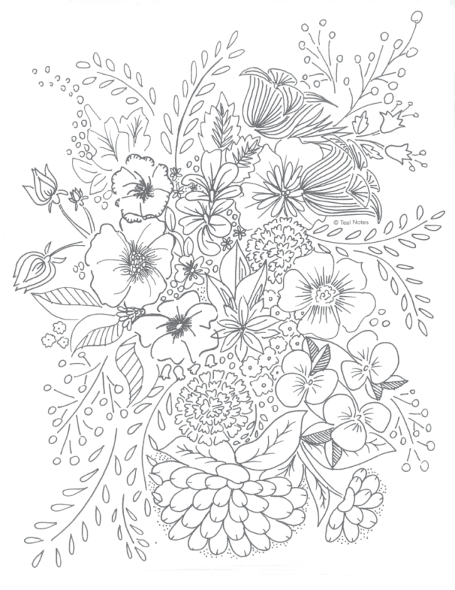 Free Printable Coloring Pages: 30 NEW Printable Coloring To Color