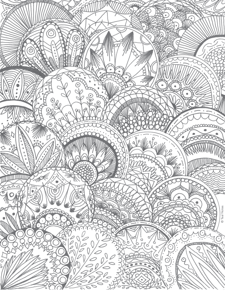 free mandalas coloring pages - photo#34