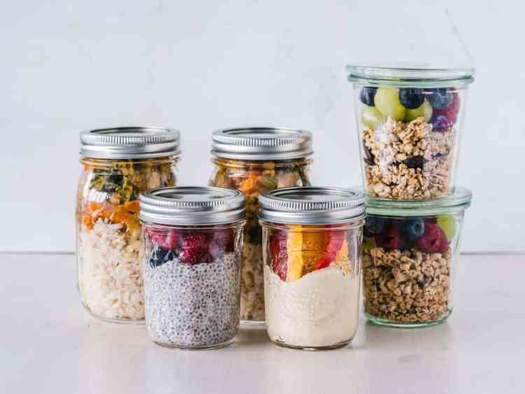 meal prep ideas, easy and healthy meal prep