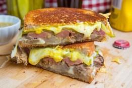 quick dinner ideas, Cuban-Grilled-Cheese-Sandwich-500-7793