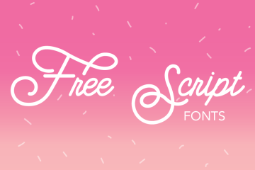 free script fonts for instant download