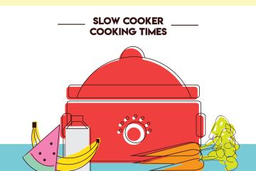 slow cooker cooking times
