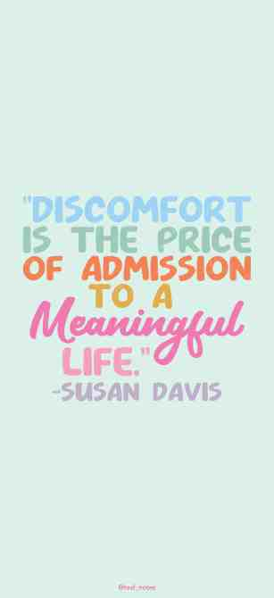 discomfort is the admission to a meaningful life | how to start journaling
