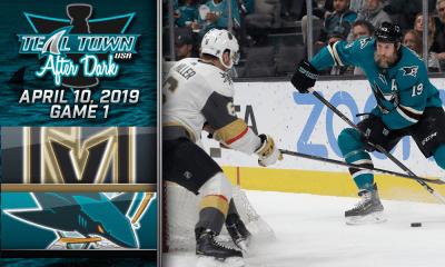 Sharks vs Golden Knights Game 1